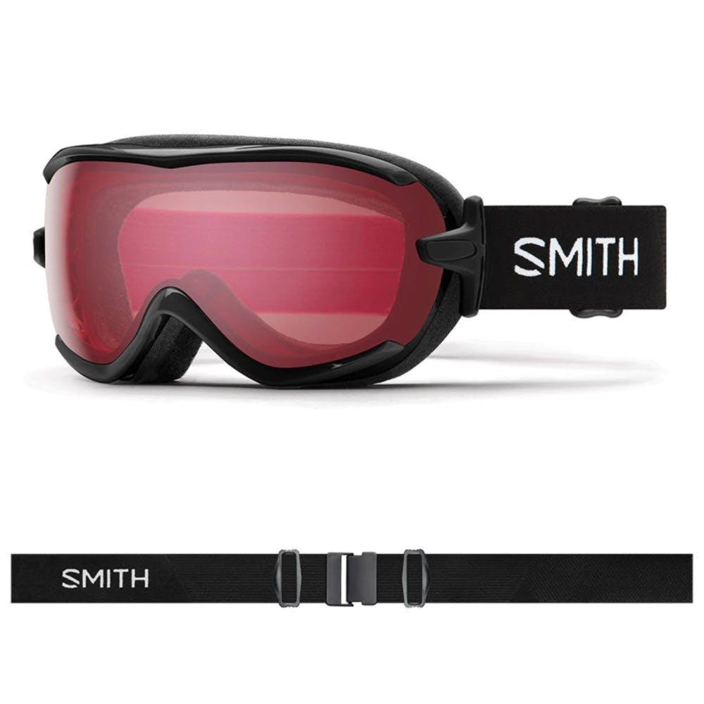 Smith Women's Virtue Chromapop Goggle Black Frame