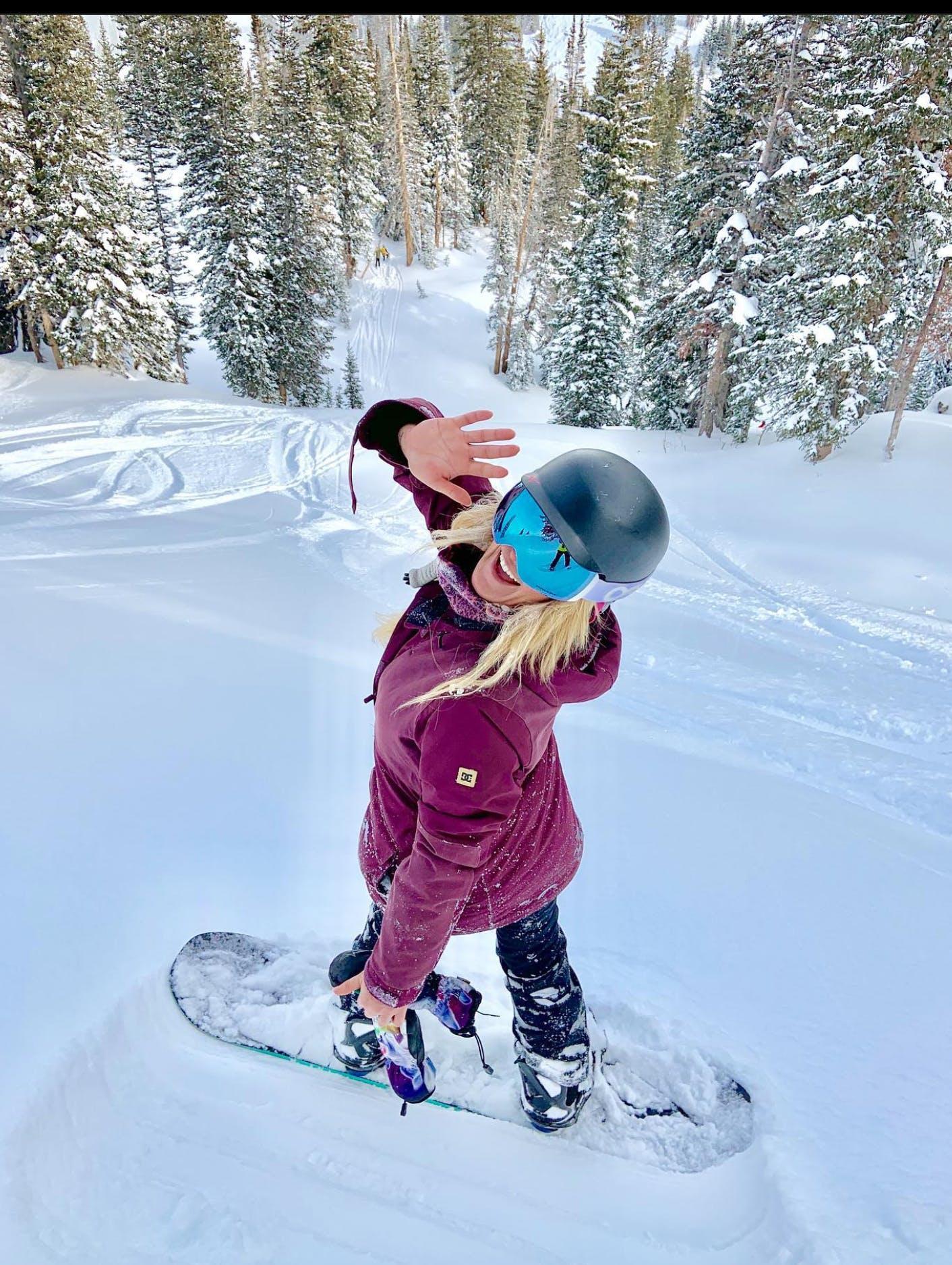 Winter Sports Expert Katelyn Cox