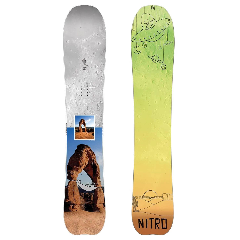 Nitro Mountain X Griff Snowboard · 2020
