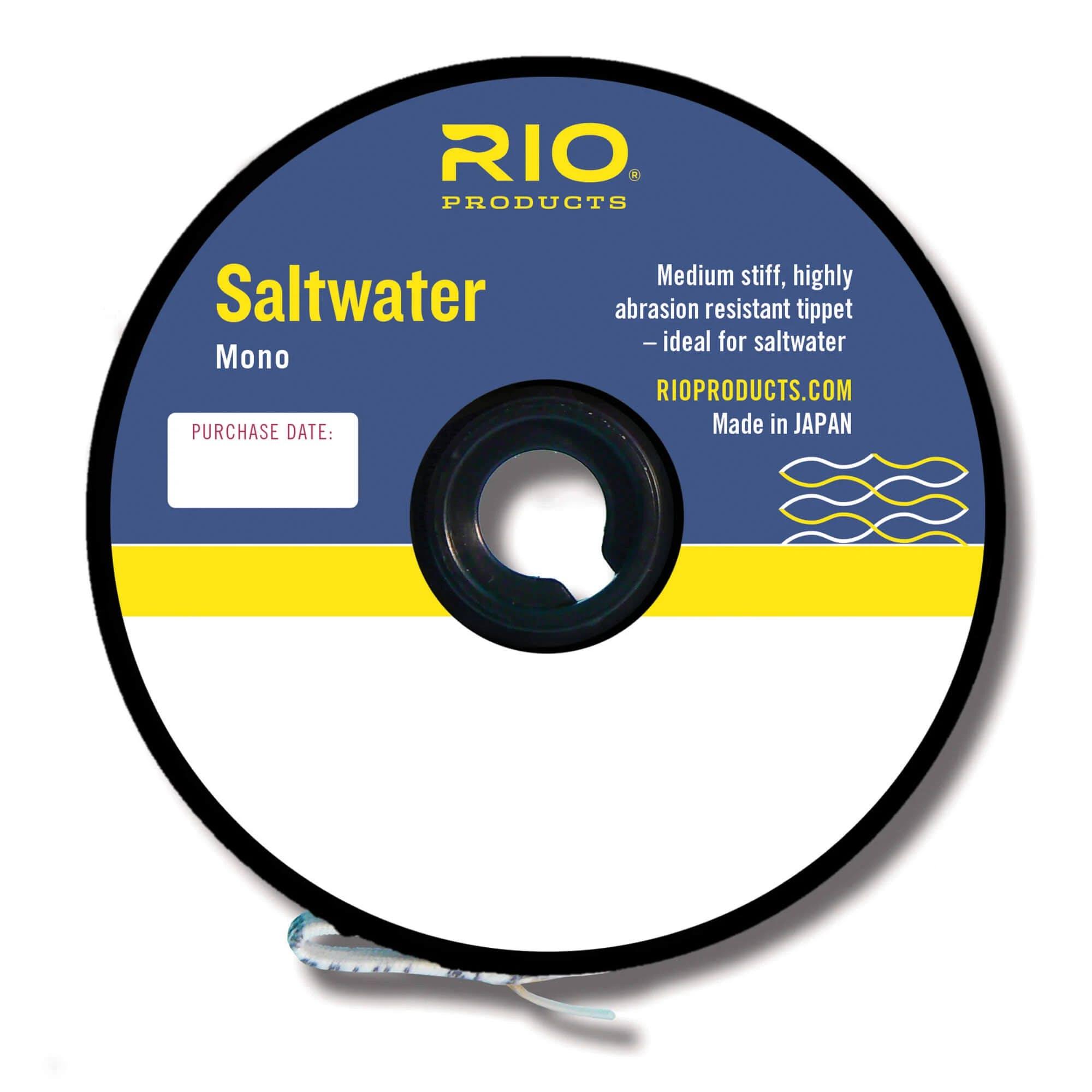 Rio Saltwater Mono Tippet 50lb