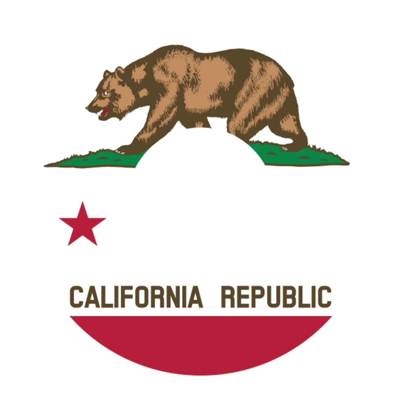 Redington I.D Reel Decal 7/8/9 / California