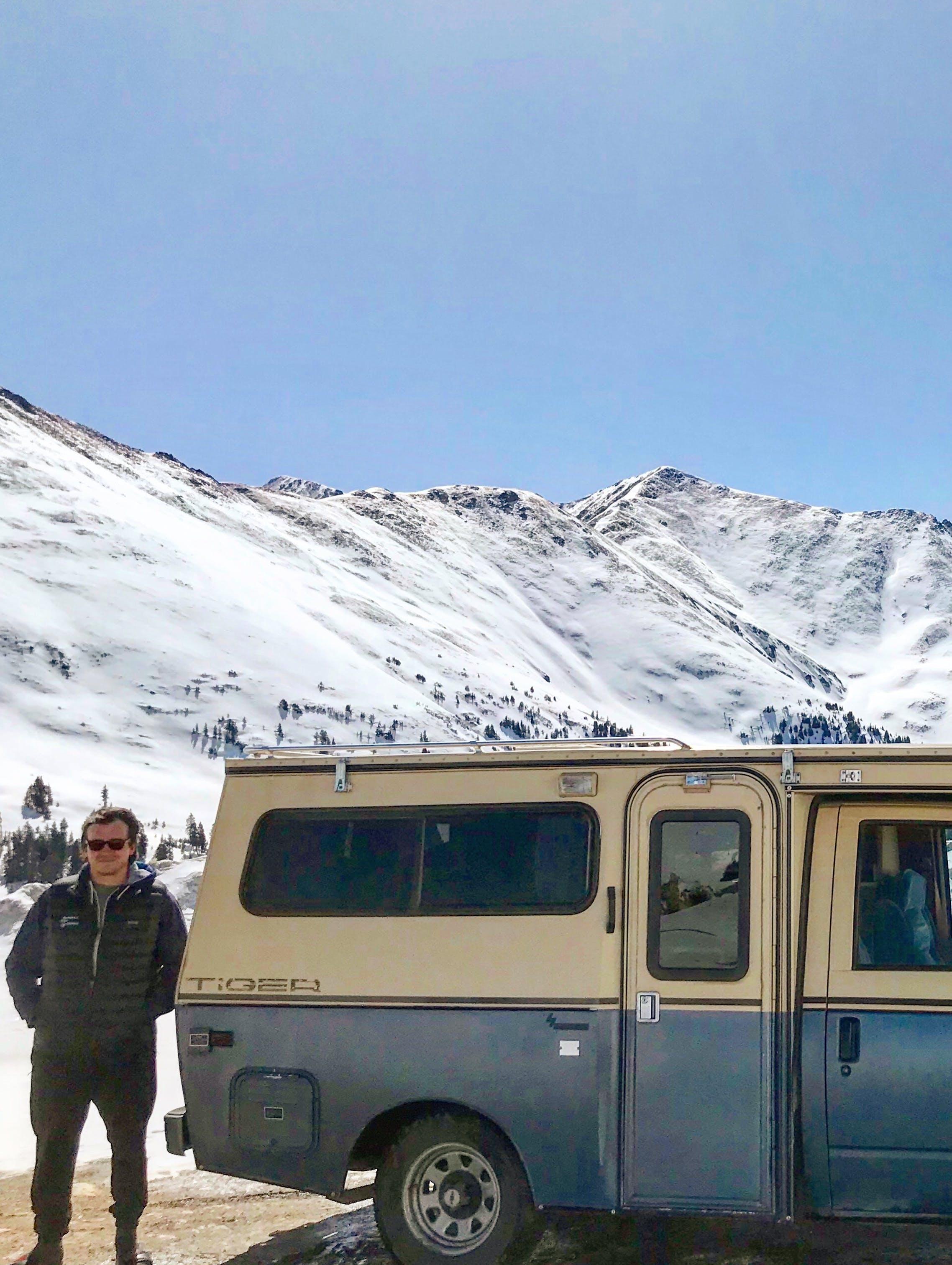 Snowboard Expert Andrew Wood
