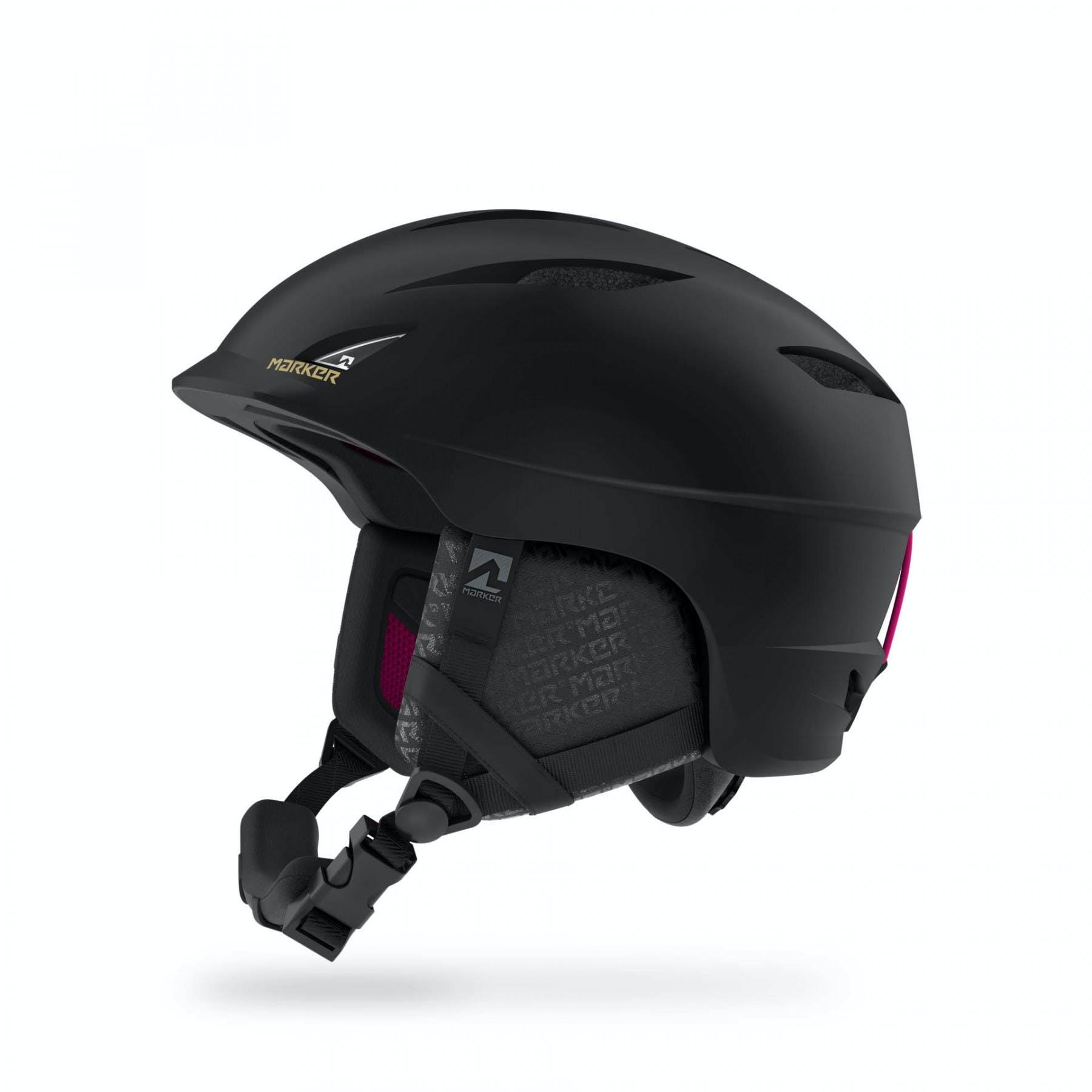 Marker Companion Helmet Women's Medium Black