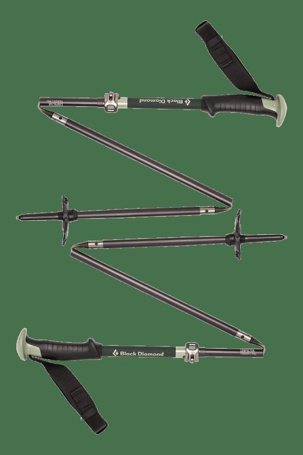 Black Diamond Compactor Ski Poles 125