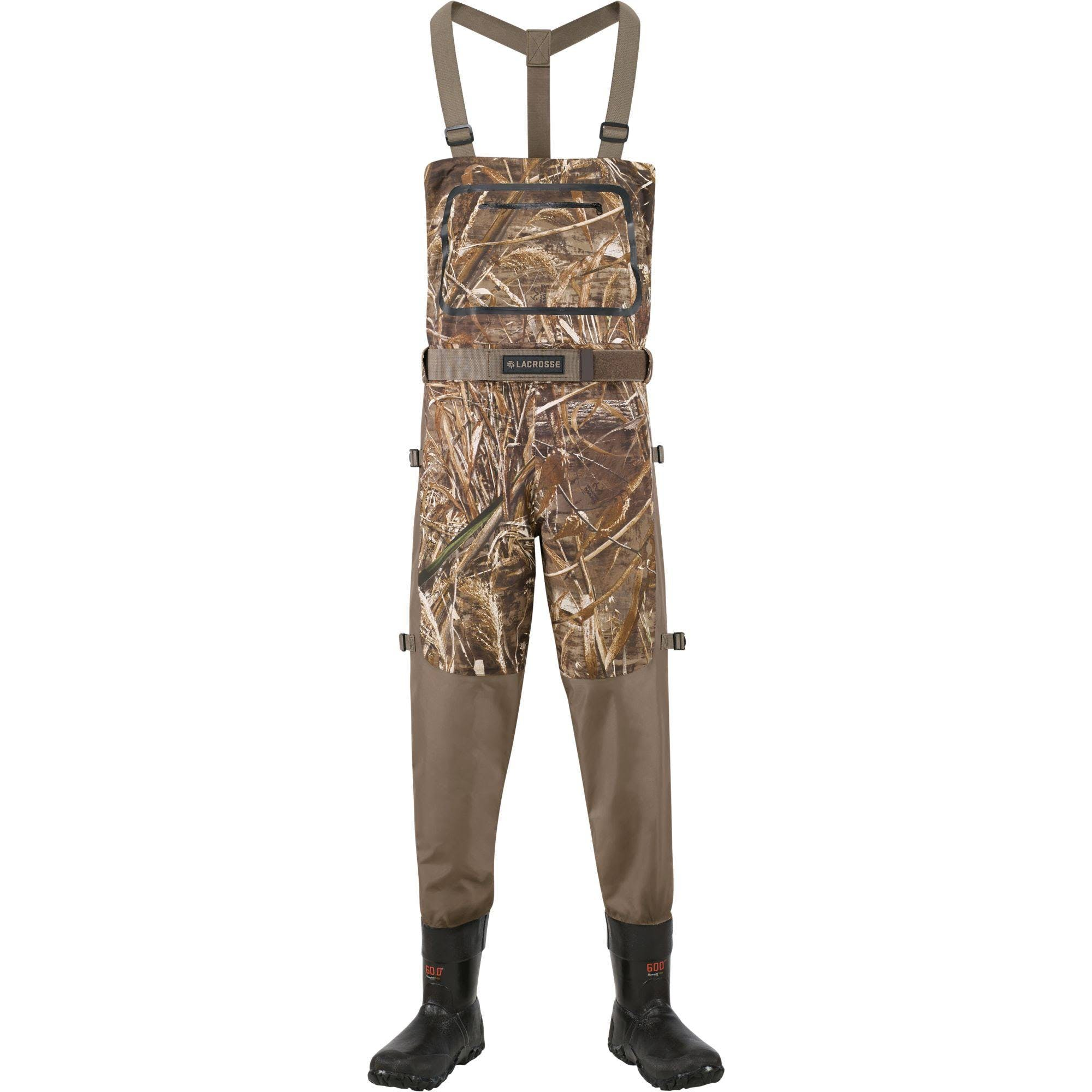 Lacrosse Alpha Swampfox Drop Top Realtree Max-5 600G