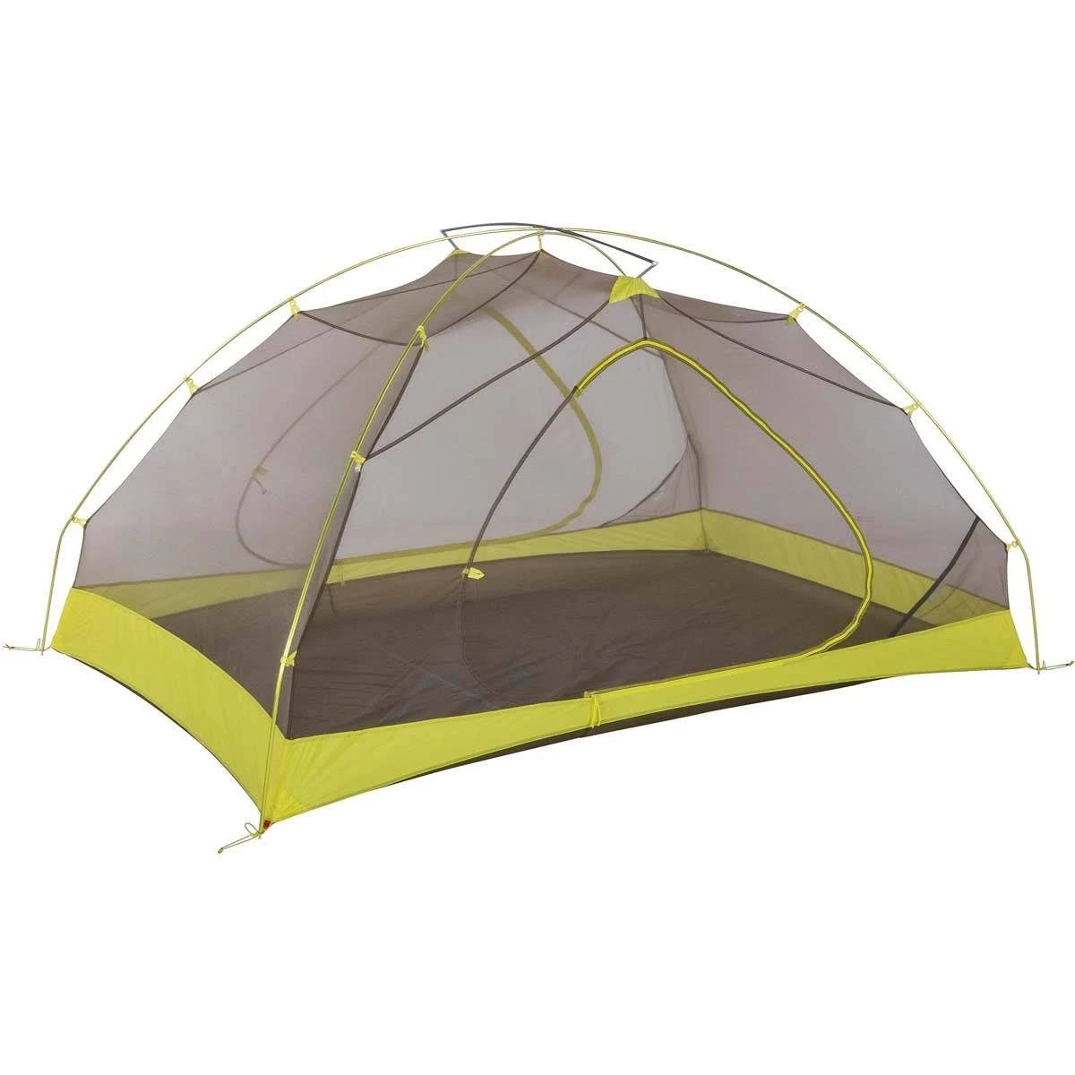 Marmot Tungsten UL Hatchback 3P Tent - 3 Person / Dark Citron/Citronelle