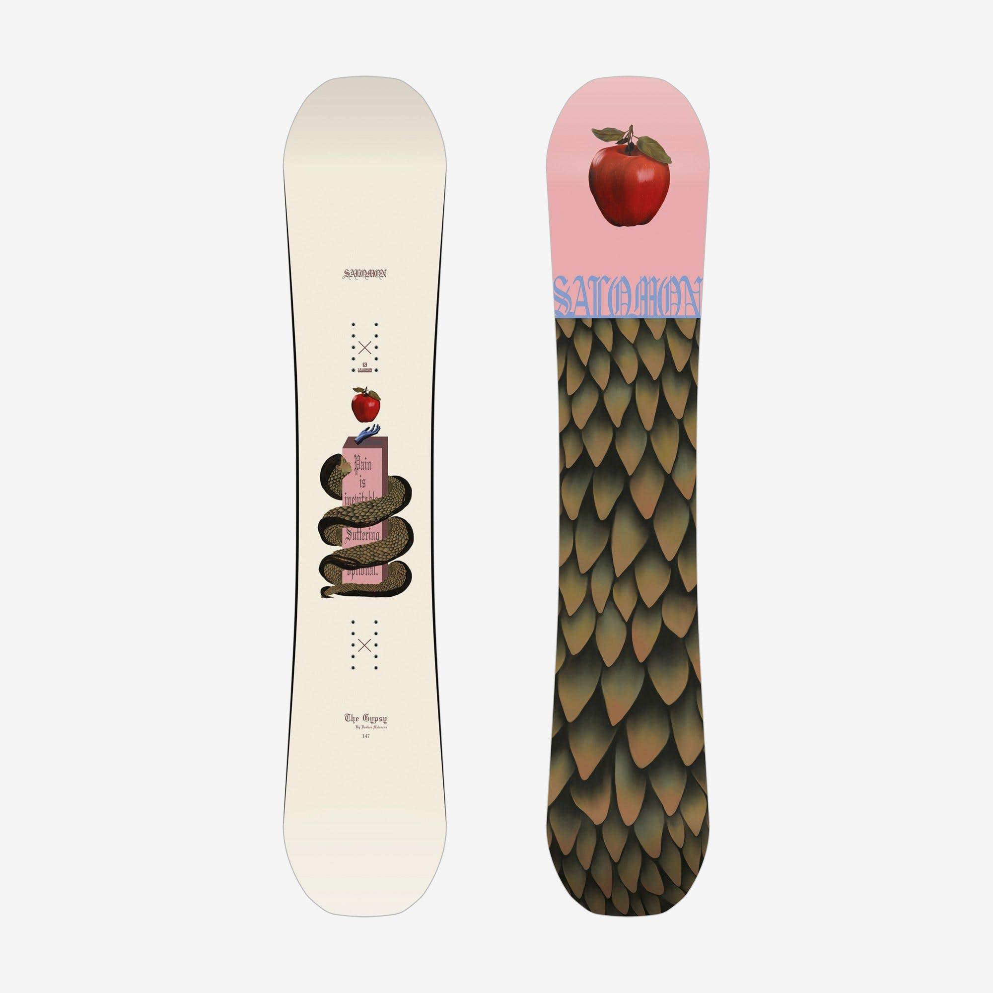 Salomon Gypsy Pro Snowboard · 2021
