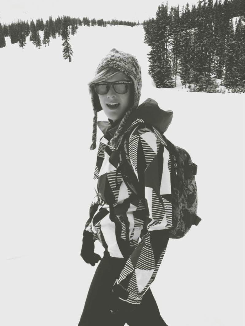 Snowboard Expert Alex V.