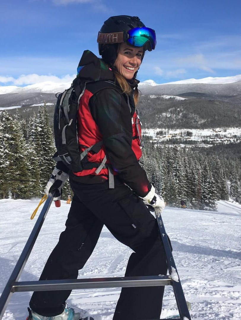 Ski Expert Kelly Greene