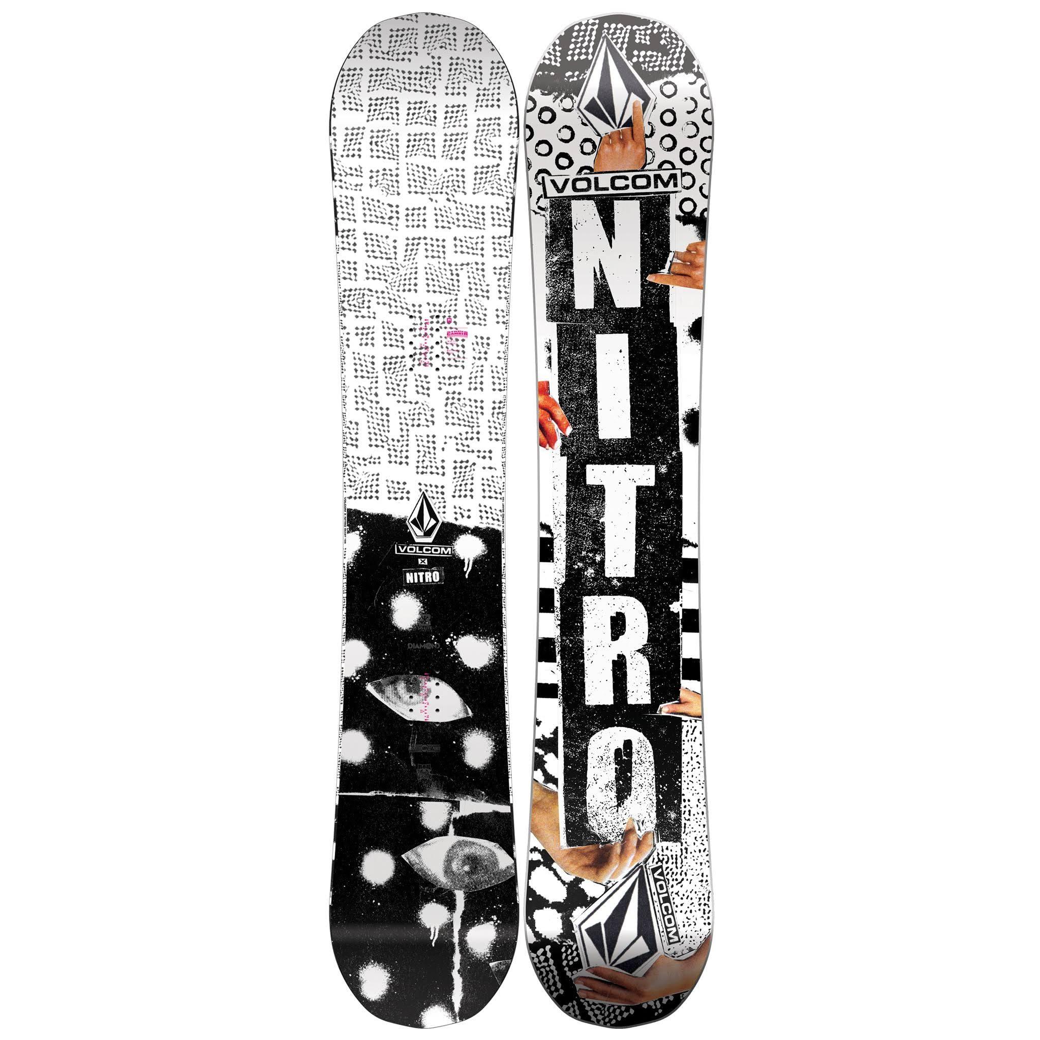 Nitro Beast X Volcom Colab  Snowboard · 2020
