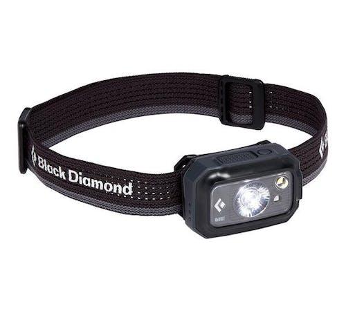 Black Diamond ReVolt 350 Headlamp in Graphite