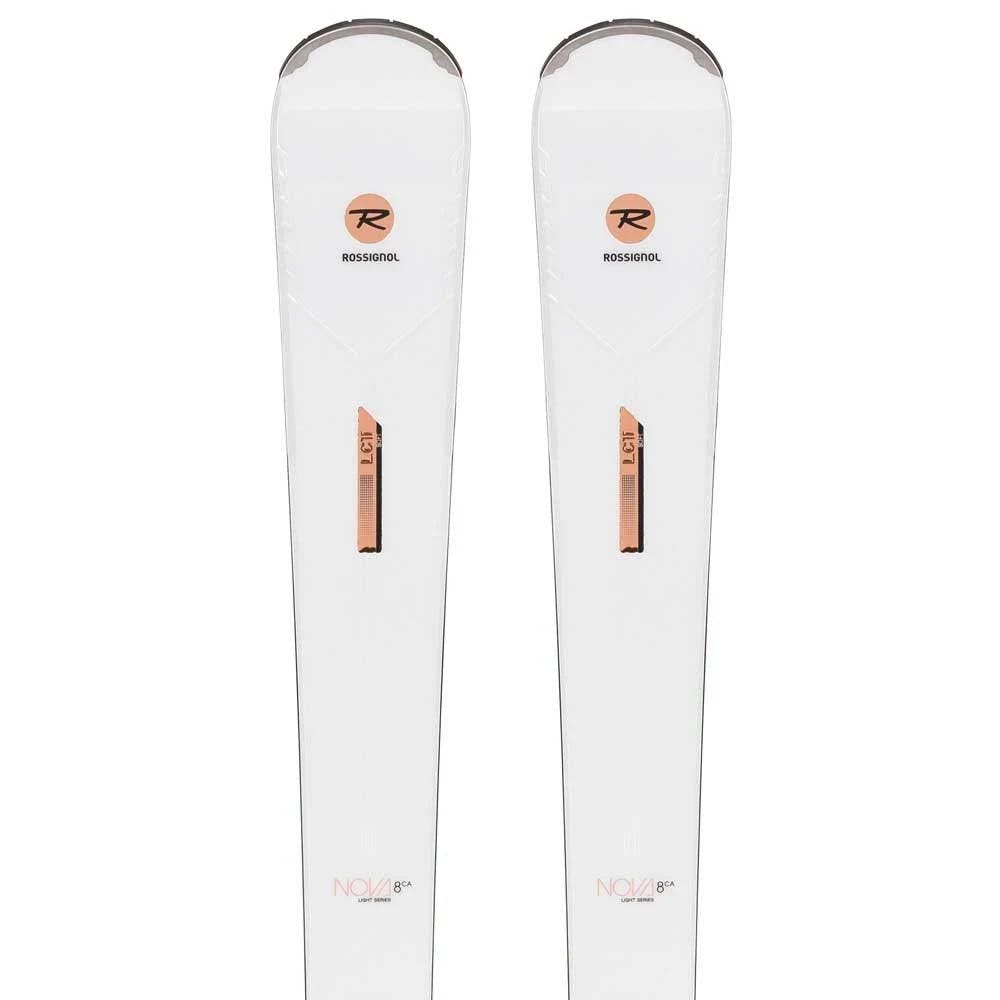 Rossignol Women's On Piste Nova 8 CA + Xpress 11 Gw Skis