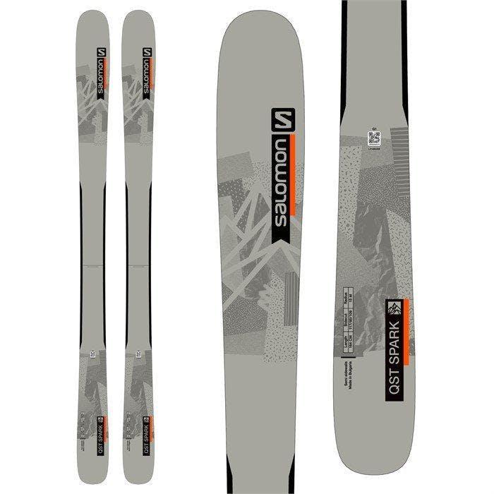 Salomon QST Spark Skis · 2022