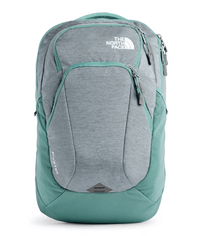 The North Face - Wms Pivoter Pack - Mdgylth/Trllsgn