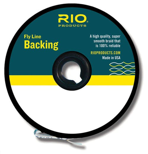 Rio Multi Color GSP Backing - Size 200yds