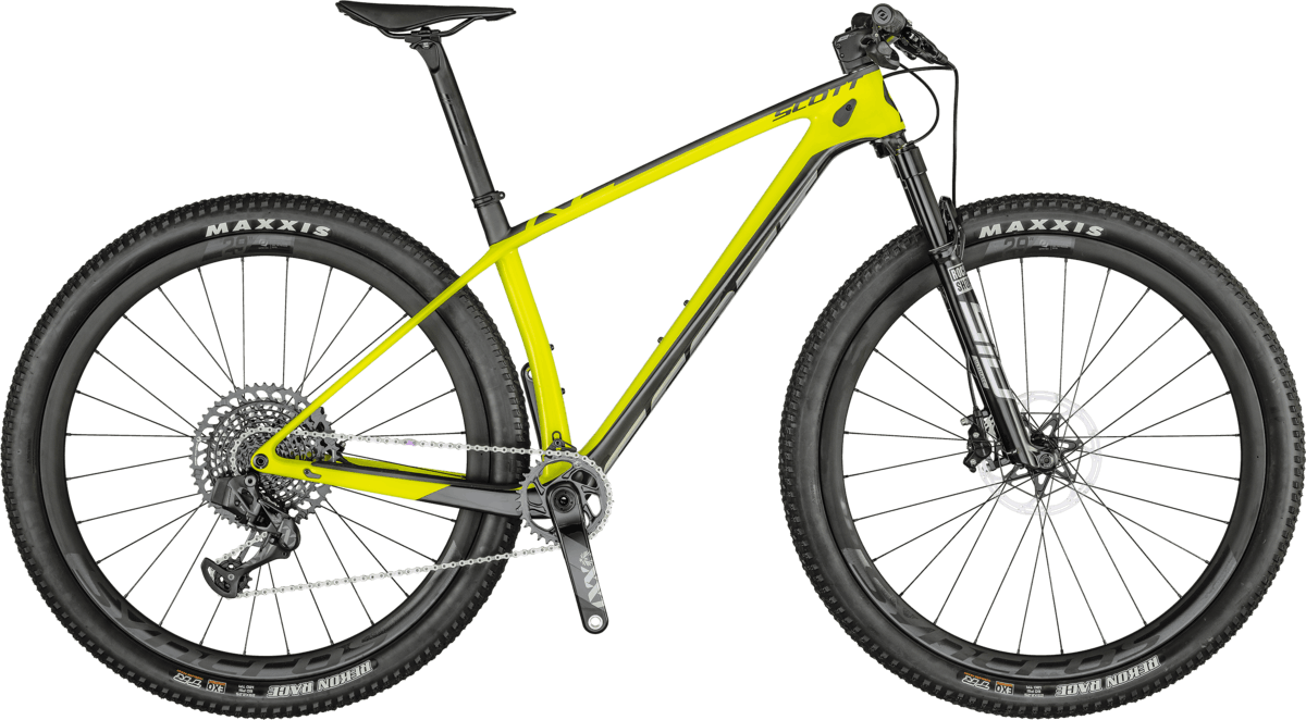Scott Scale RC 900 World Cup AXS Mountain Bike