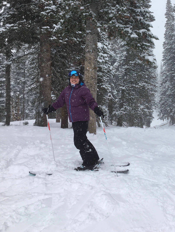 Winter Sports Expert Rachel Hawkins