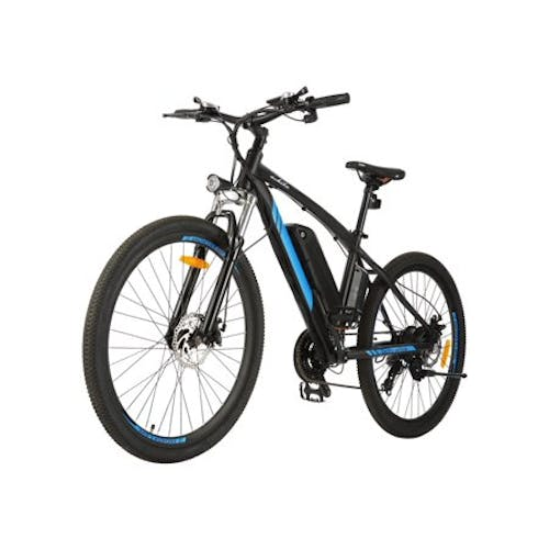 27.5'' 500W 48V 10Ah 21 Speeds Electric Mountain Bike 21 Speeds 500W Large E-Bike for Adult LCD Display Electric Bicycle Cycling Disc Brake Mountain Bike With Headlamp TOYS2