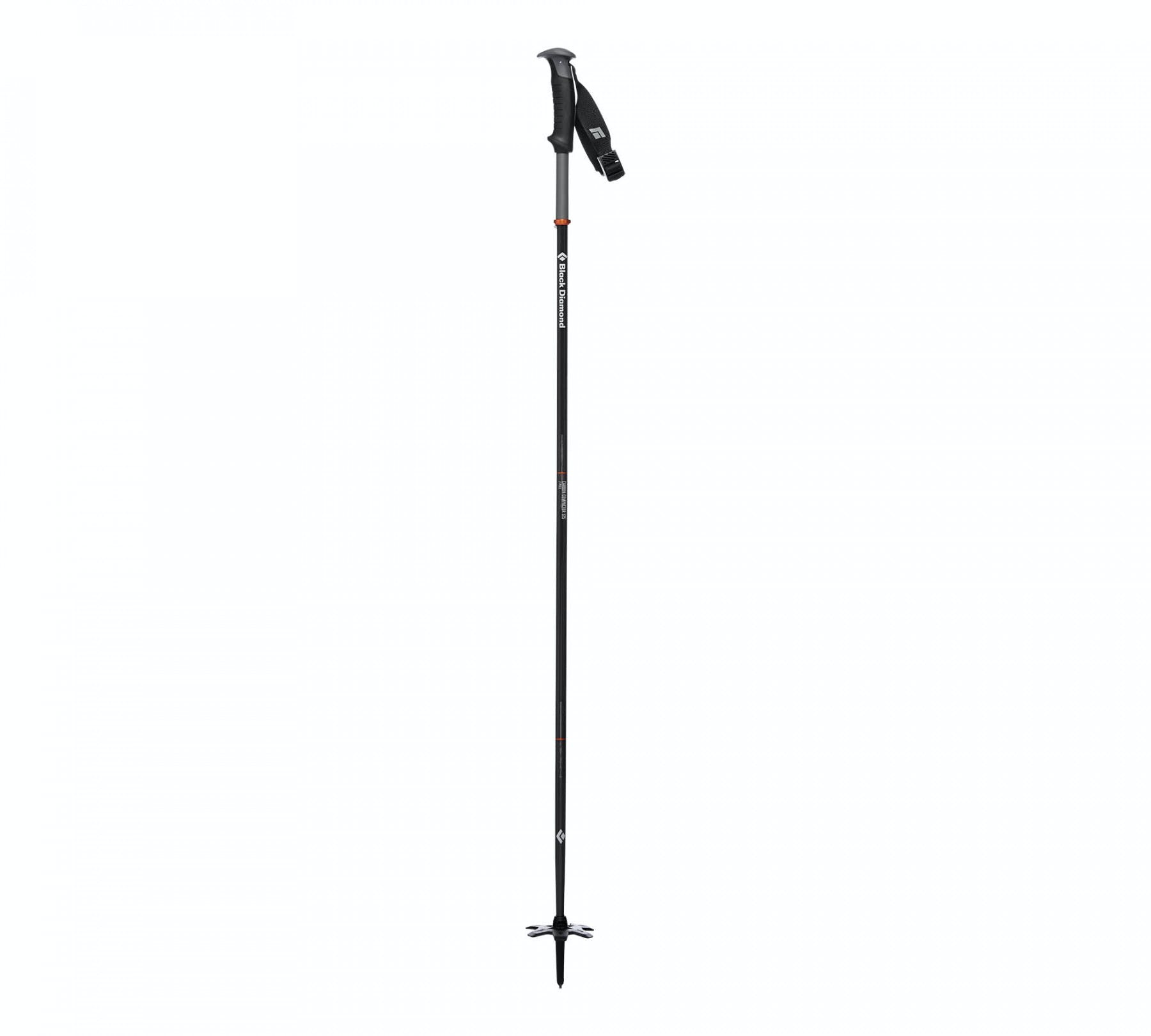 Black Diamond Carbon Compt Ski Poles 115