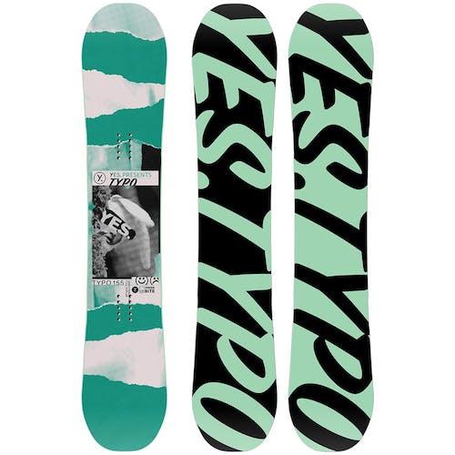 Yes. Typo Snowboard · 2020
