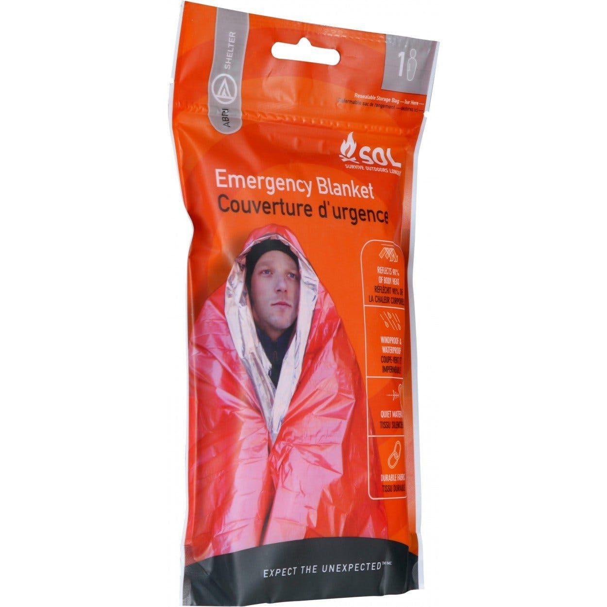 Adventure Medical Kits - Emergency Blanket