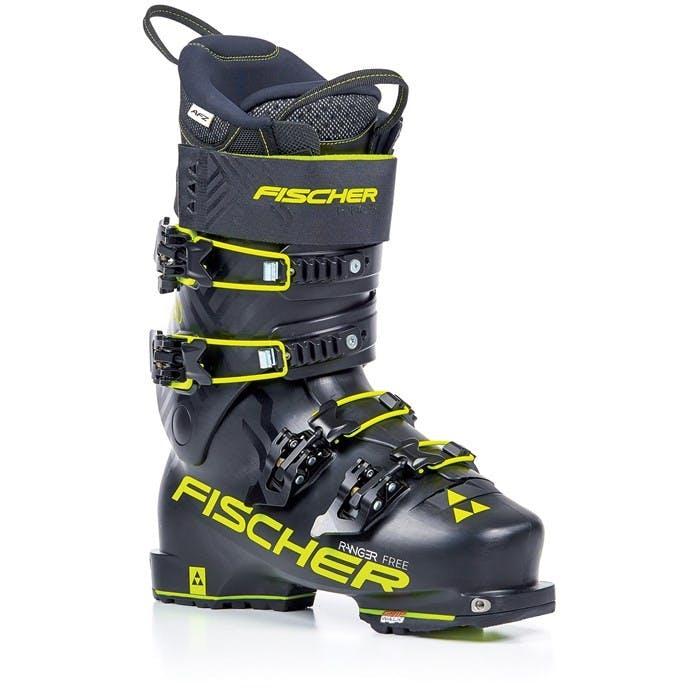 Fischer Ranger Free 130 Ski Boots 29.5 Black/blak