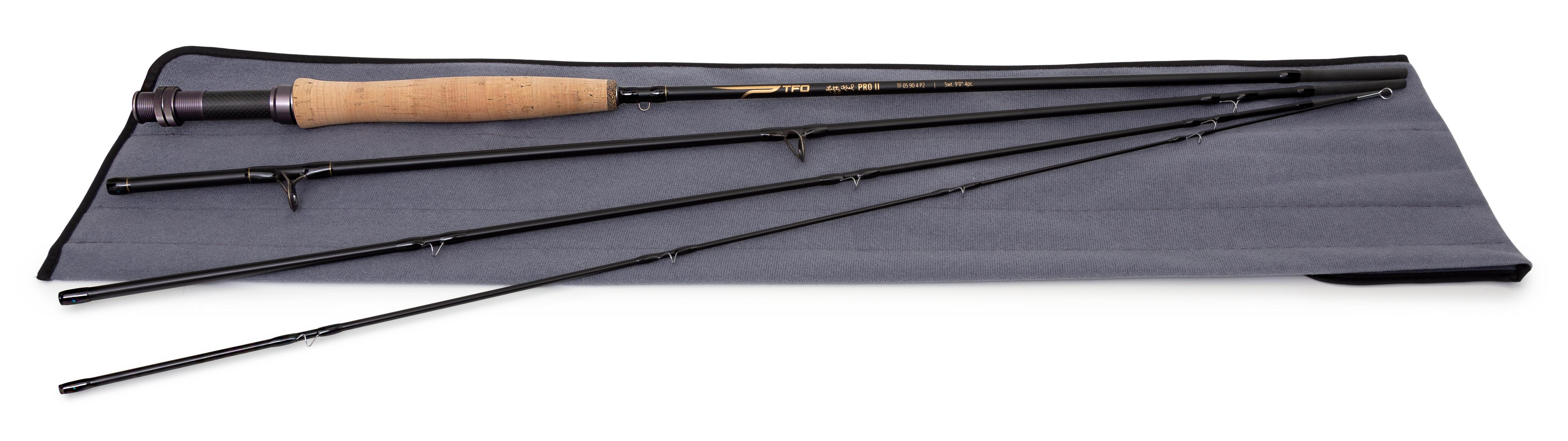 Temple Fork Outfitters Pro II Fly Rod