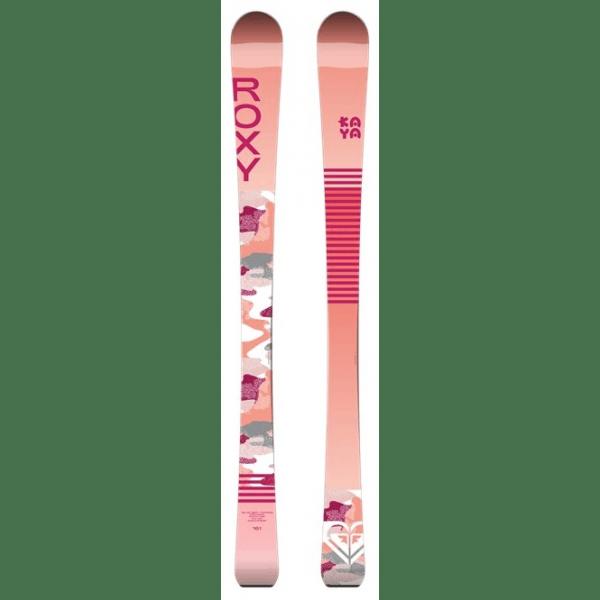 Roxy Kaya Girl Skis + L C5 Gw Bindings · 2021