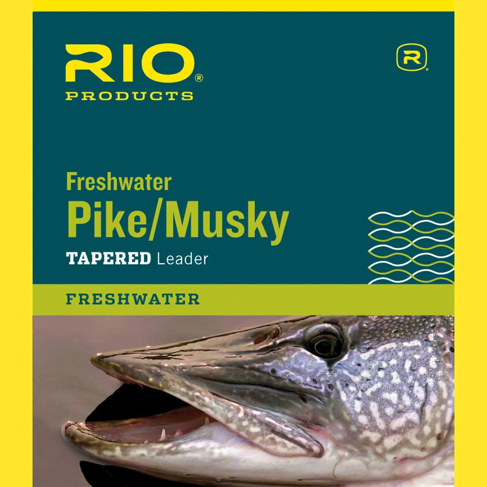 Rio Pike/Musky II Knottable Wire Leader