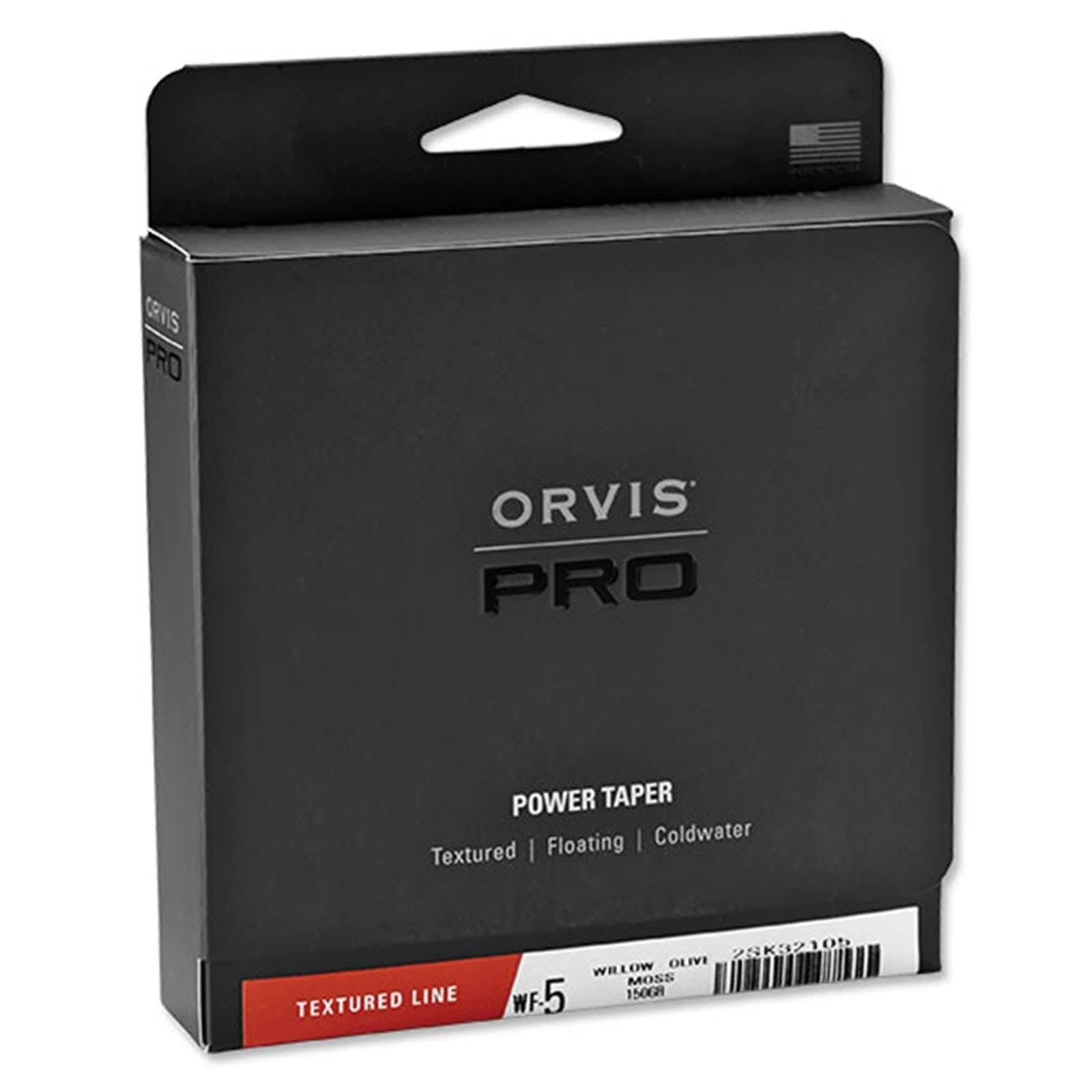 Orvis Pro Power Taper Textured Fly Line