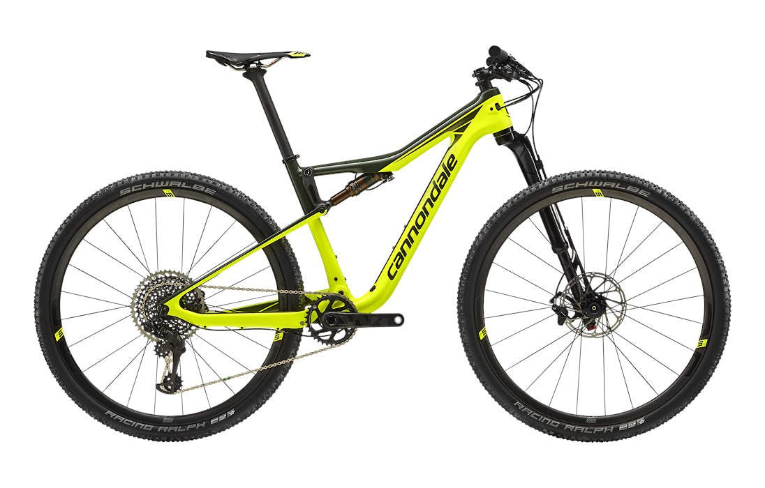 Cannondale 27.5 M Scalpel Si HM World Cup Mountain Bike · 2020