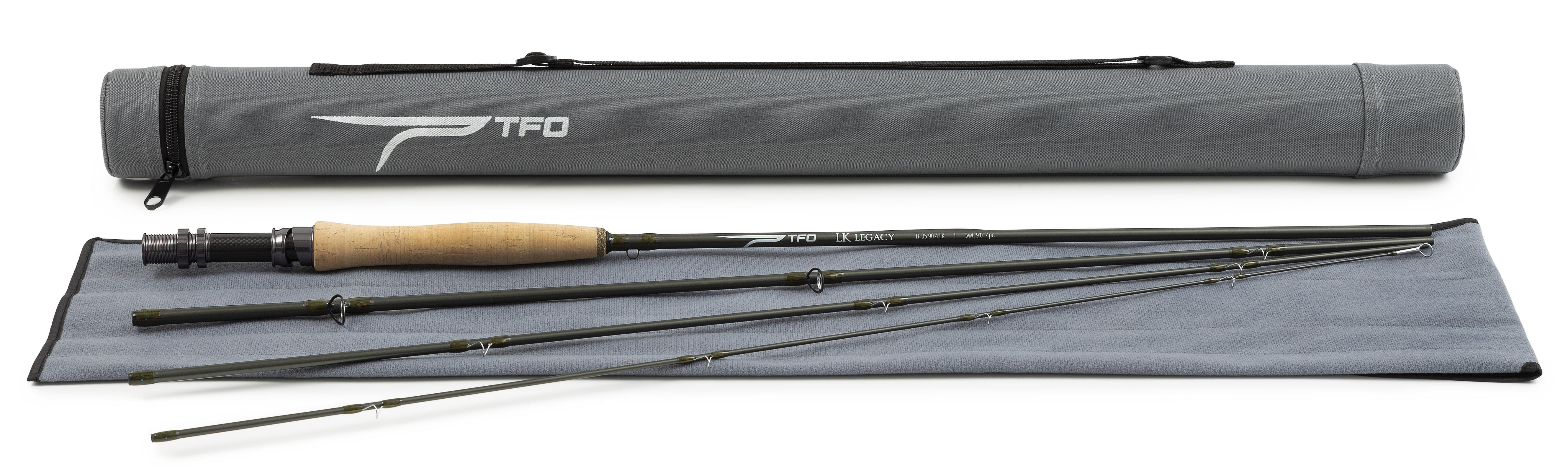 Temple Fork Outfitters LK Legacy Fly Rod