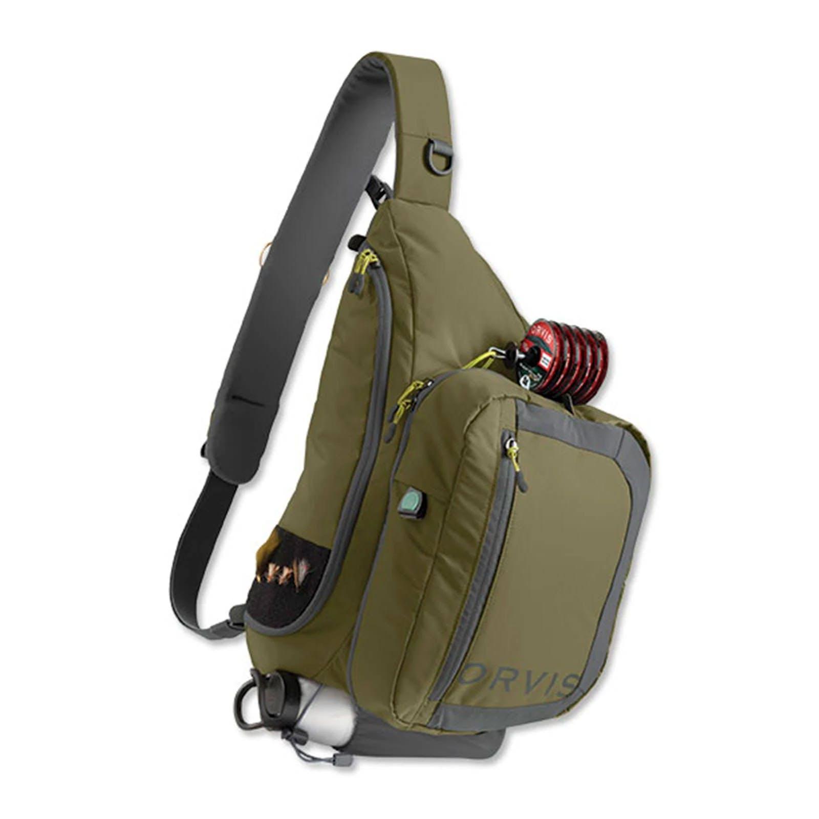 Orvis Safe Passage Guide Sling Pack - Olive