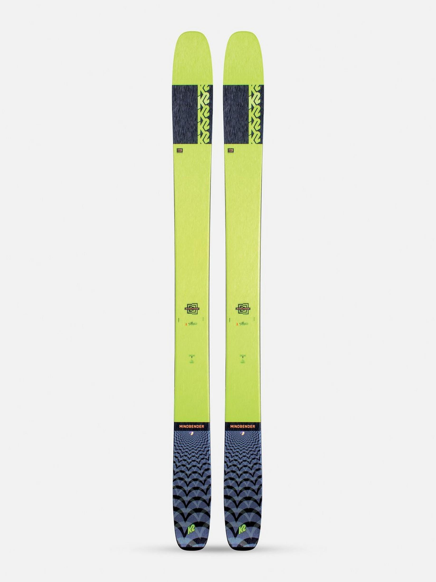 K2 Mindbender 115C Alliance Skis · 2021