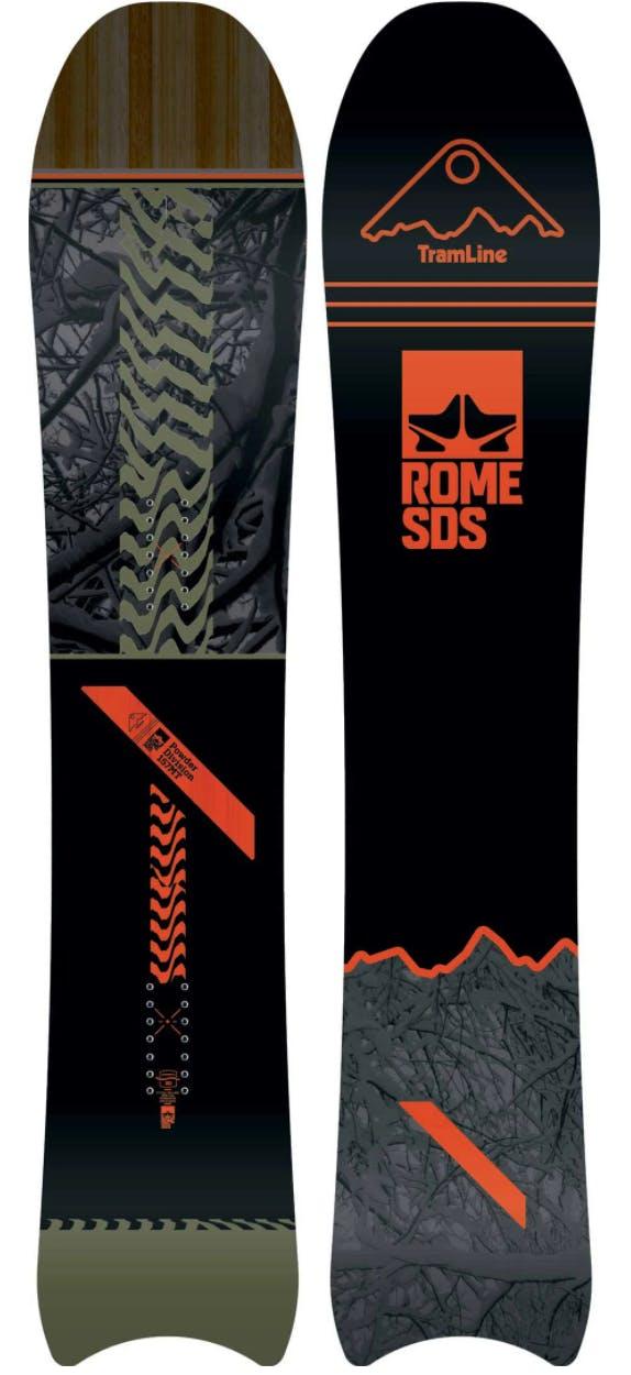 Rome Powder Division MT Snowboard · 2020