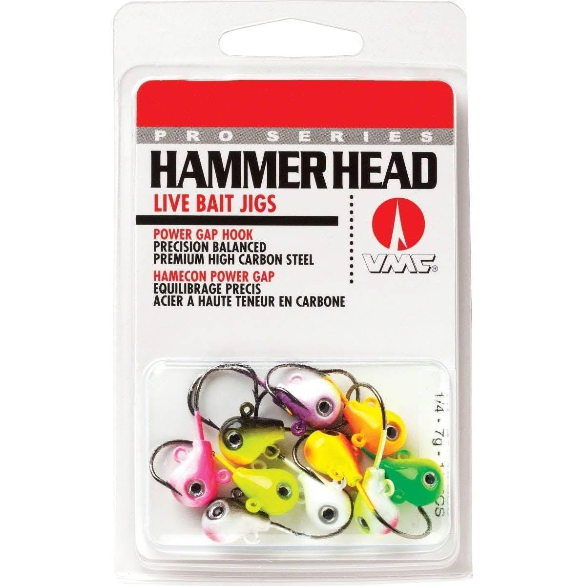 VMC DHHJ14K-ASST Hammer Head Jig Kit