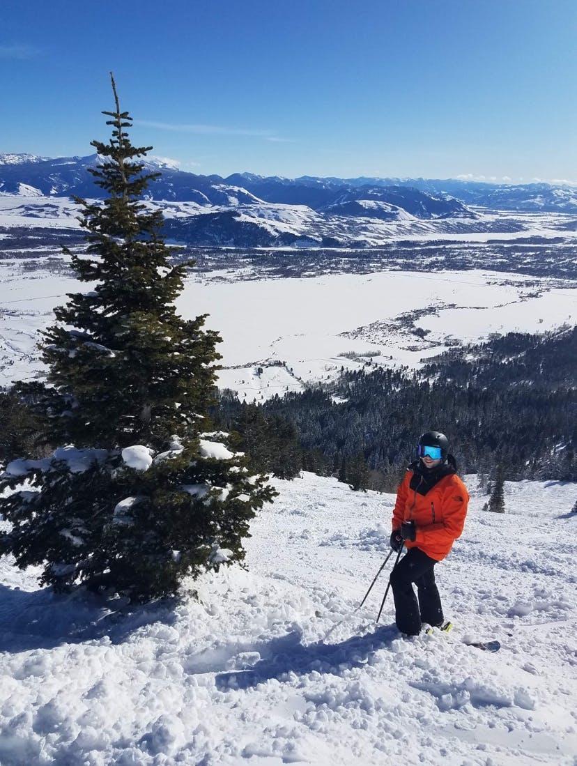 Ski Expert Drew Eisenhower