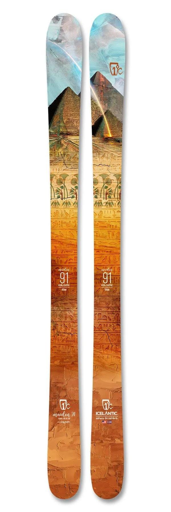 Icelantic Maiden 91 Women's Skis · 2021