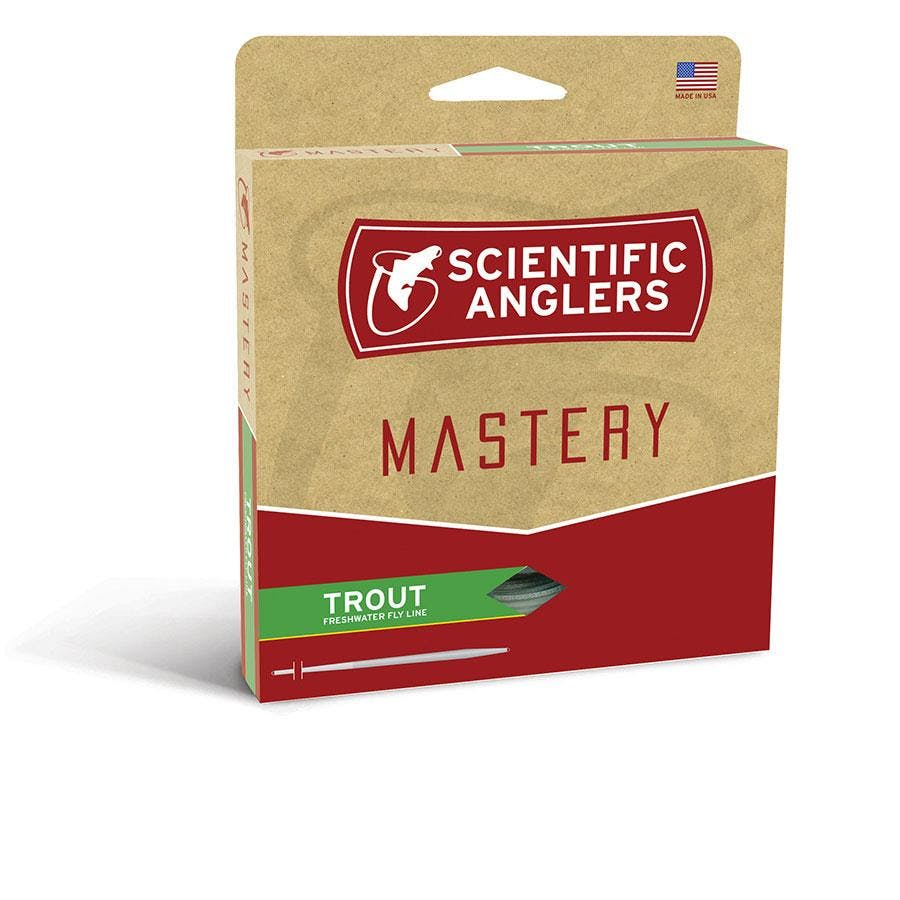 Scientific Anglers Mastery Trout Taper Freshwater Fly Line