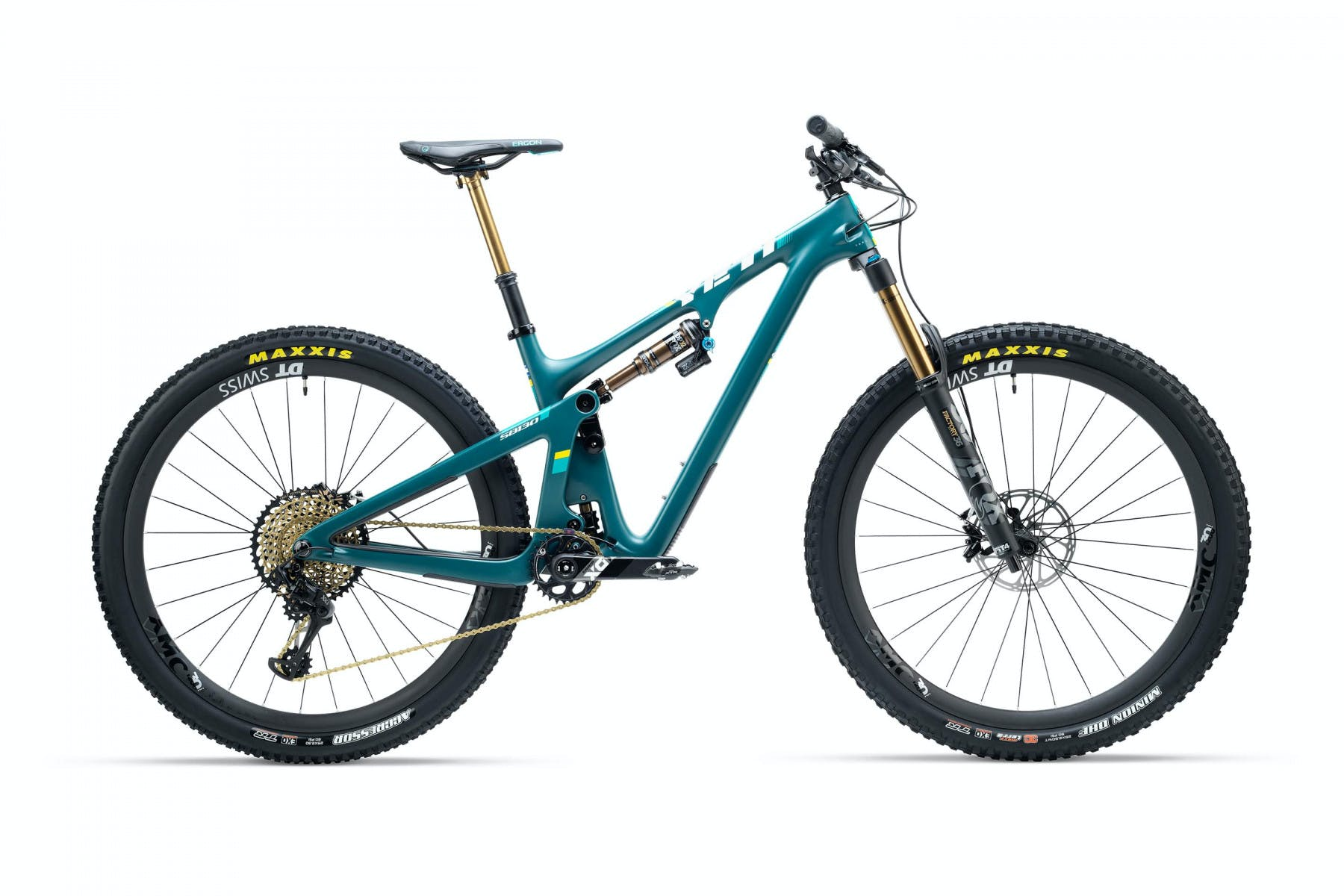 Yeti SB130 Turq X01 Mountain Bike