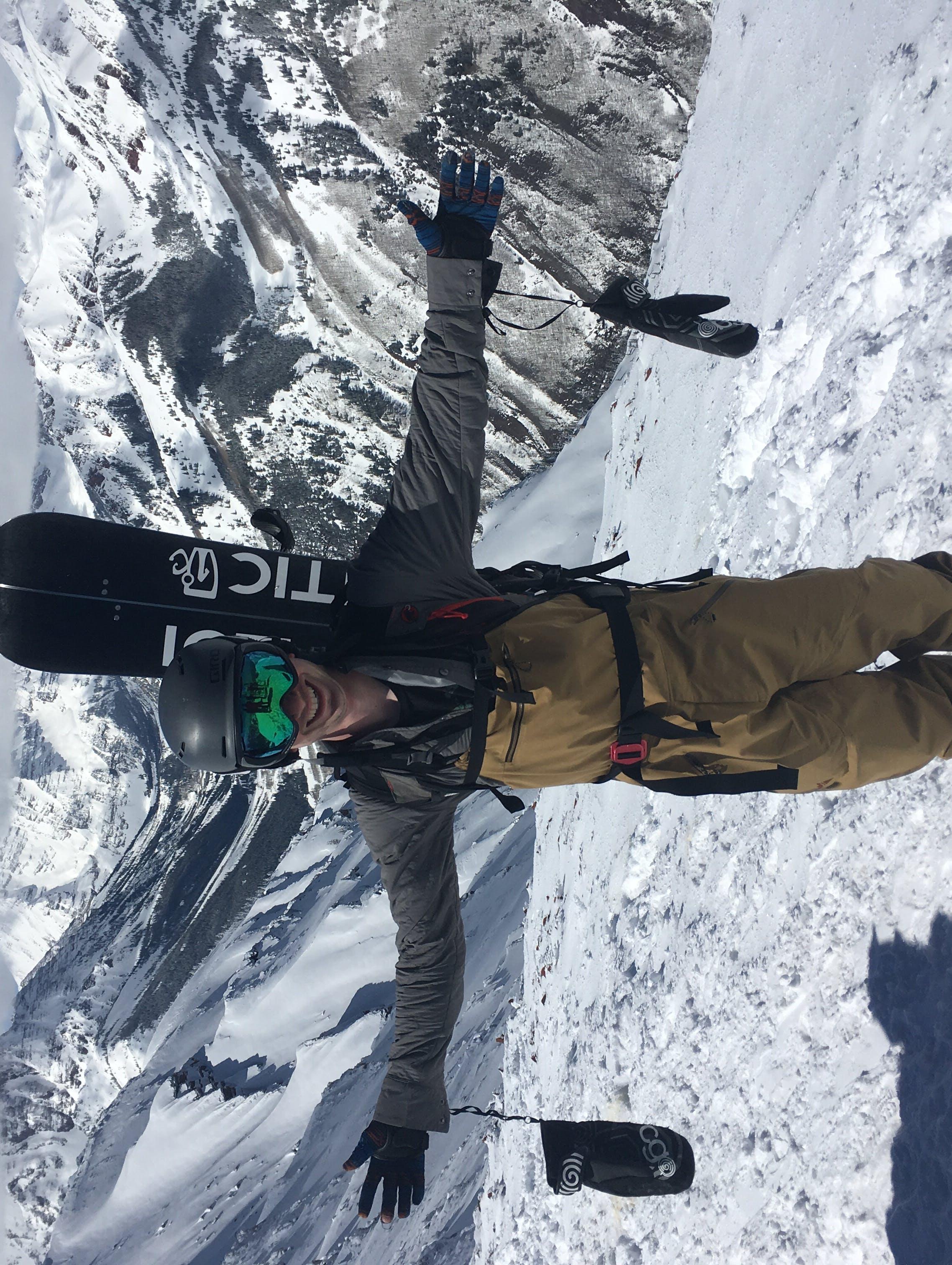 Winter Sports Expert Patrick Bean