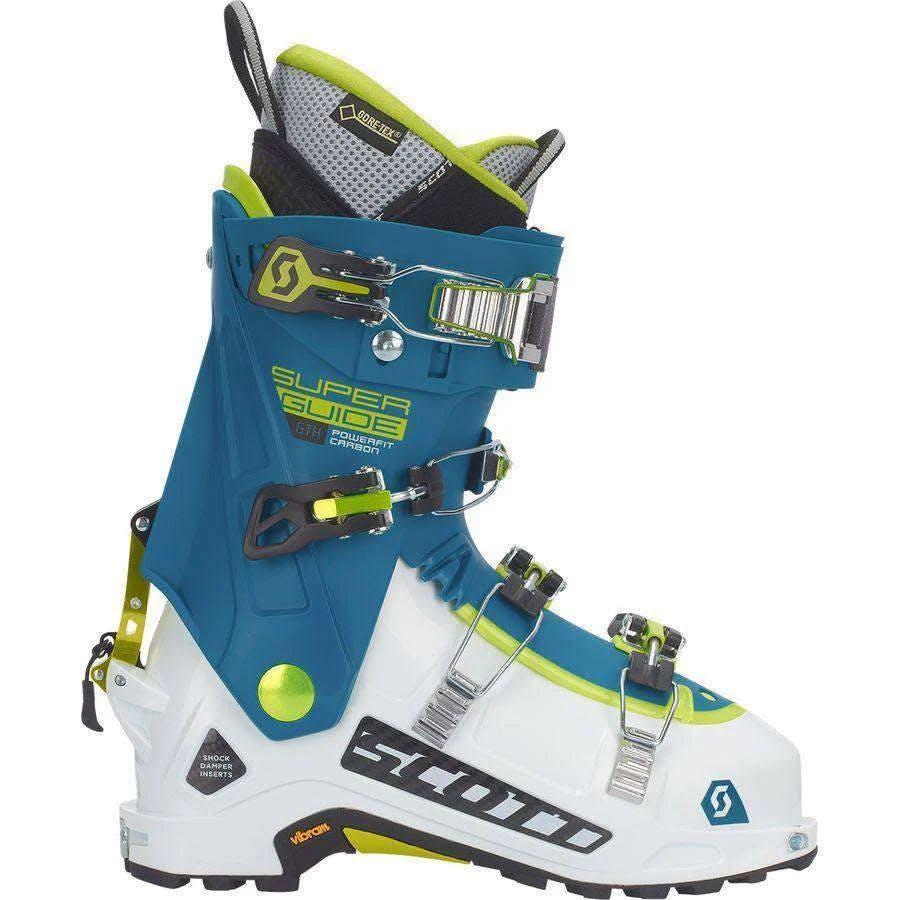 Scott Superguide Carbon Alpine Ski Boots 28.0 / 10