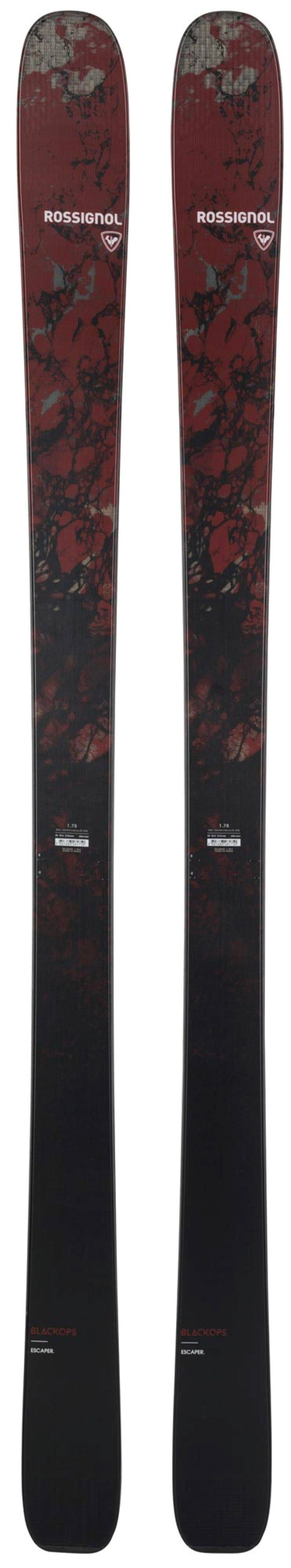 Rossignol Blackops Escaper Skis · 2021