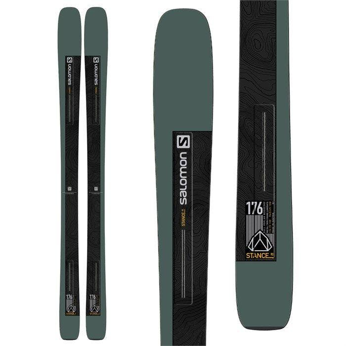 Salomon Stance 90 Skis