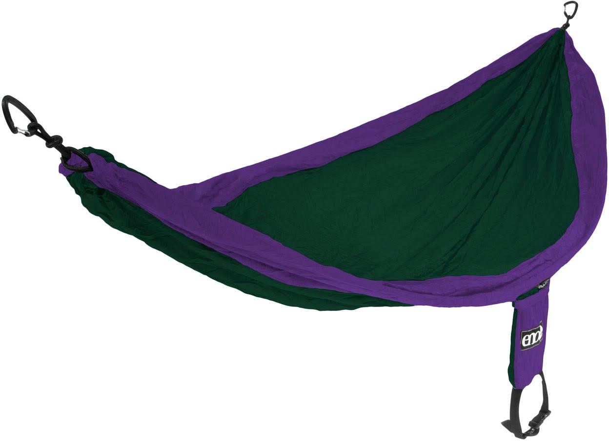 Eagles Nest Outfitters - SingleNest Hammock, Purple/Forest