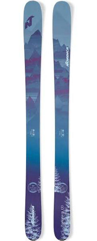 Nordica Santa Ana 100 Skis - Women's 2020