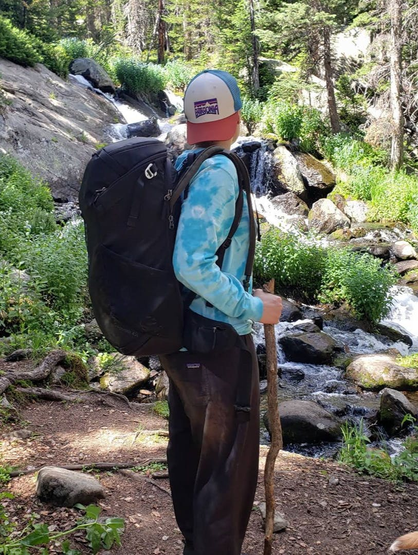 Camping & Hiking Expert Alex V.