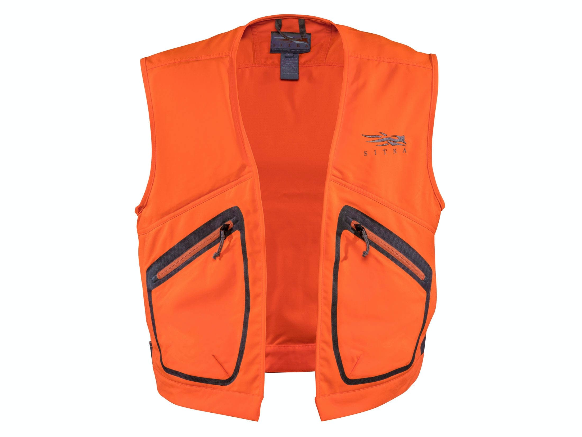 Sitka Ballistic Vest, Blaze Orange-Medium