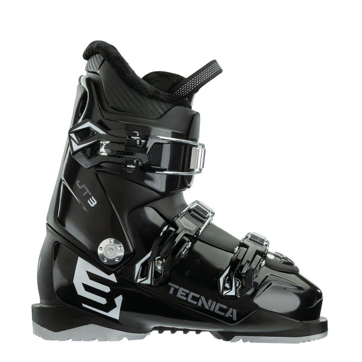 Tecnica JT 3 Kids Ski Boots  Black 20.5 · 2021