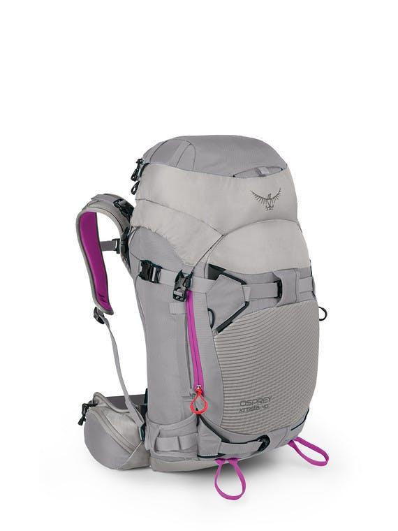 Osprey - Kresta 40 Ski Pack - XS/SM - Twilight Grey